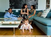 Photographe portrait famille Paris Shooting domicile