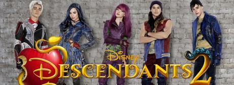 Evènement : Descendants 2 arrive en France le 17 octobre à 18h sur Disney Channel