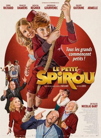 J'ai vu Le Petit Spirou de Nicolas Bary