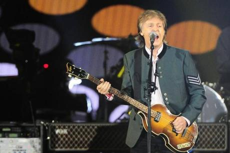 Paul McCartney : la set-list de son concert à Porto Alegre  #PaulMccartney #PortoAlegre #oneonone