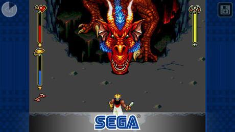 La Légende de Thor par Sega est disponible sur iPhone