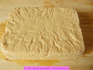 Blé mondé et Tofu crémeux aux Tomatillos (Vegan)