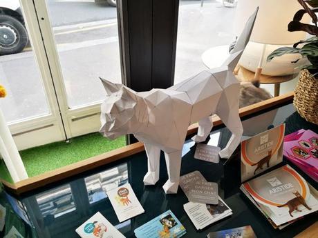 Pour l'amour du chat, un pop up store qui ronronne