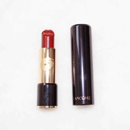 Lancôme X Olympia Le-Tan : mon avis sur la jolie palette Olympia's Wonderland et sur le Rouge Bisou collector !