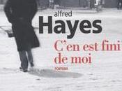 Alfred Hayes, scénariste romancier