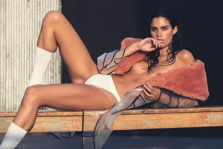 Sara Sampaio par David Bellemere (NSFW)