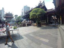 Le temple Lungshan de Taipei  !!