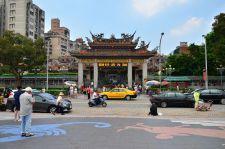 Un décor bien connu des Taiwanais et des touristes étrangers