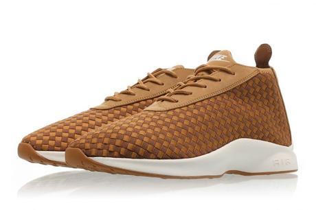924463-200 Nike Air Woven Boot Flax