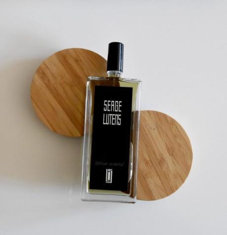 Serge Lutens Vétiver Oriental, un boisé des plus élégants