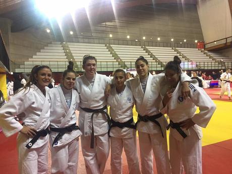 7e place aux Championnat de France 2D par équipes