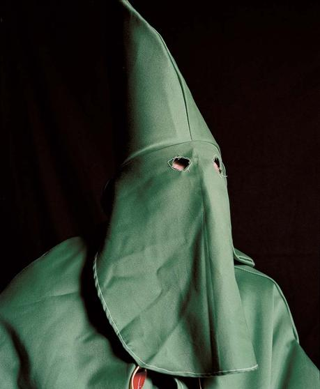 andres serrano, photography, the klan, contemporary art