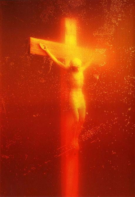 andres serrano, photography, exhibition, petit palais, museum, piss christ, barroco