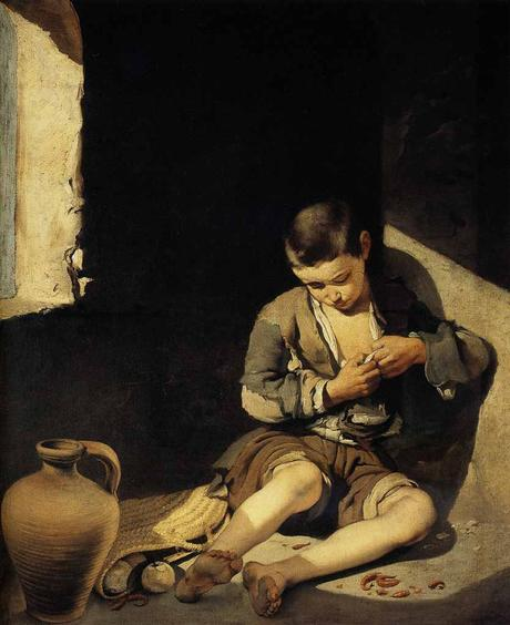 Bartolomé_Esteban_Murillo, The_Young_Beggar
