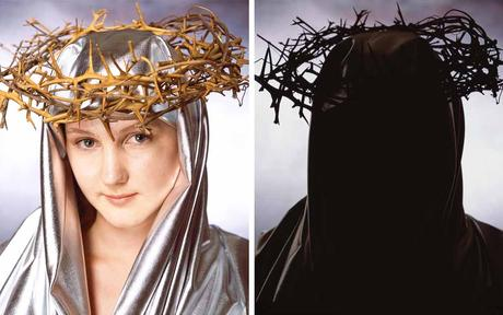 andres serrano, photography, holy works, contemporary art