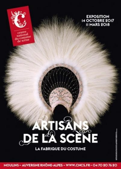 Exposition : Artisans de la scène La fabrique du costume à Moulins
