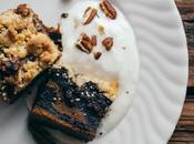 Crumble Potimarron, Chocolat Noir Noix Pécan