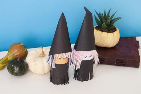 [ DIY ]  Les petits amis d'Halloween ♥