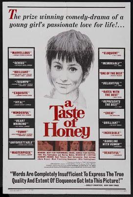 Un goût de miel - A Taste of Honey, Tony Richardson (1961)