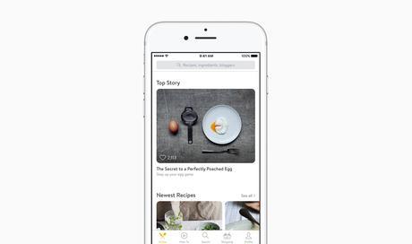 Kitchen Stories - Certainement le meilleur livre de recettes dans votre iPhone