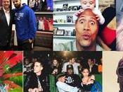 stars accros Instagram