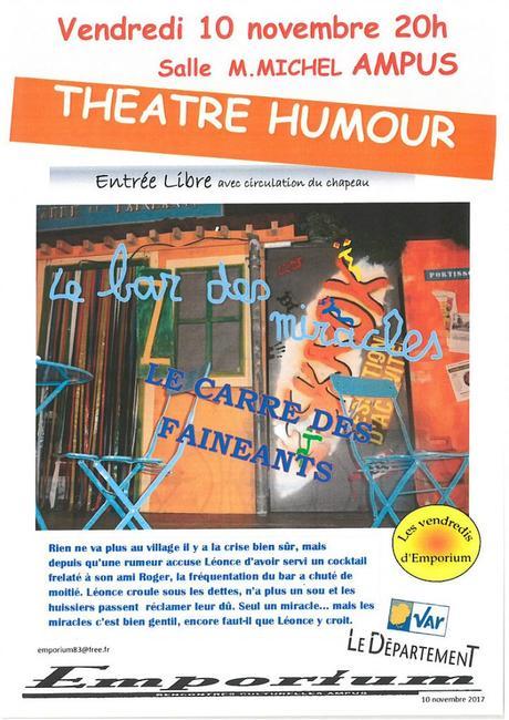 Théâtre Humour