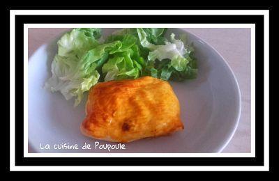 Feuilletés poire gorgonzola