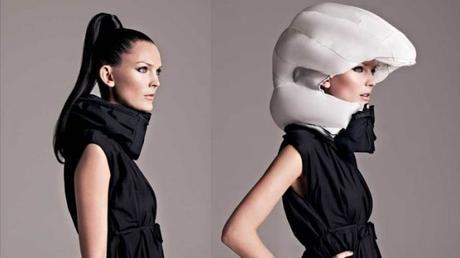 Cyclistes, cette écharpe airbag est faite pour vous !