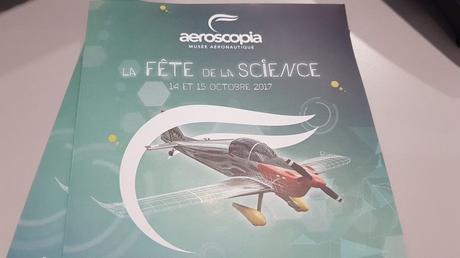 Fête de la Science édition 2017, Aéroscopia