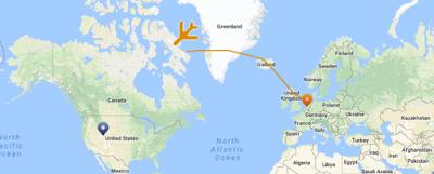 Où est le vol supersonique ?