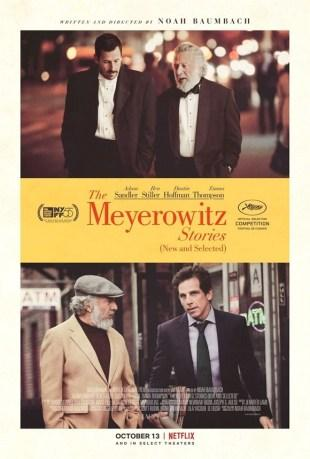 [Critique] THE MEYEROWITZ STORIES (NEW AND SELECTED)