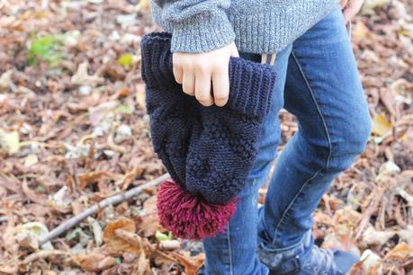 Et puis sortir les gros tricots.