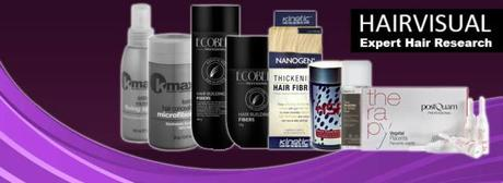 Soins capillaires Hairvisual
