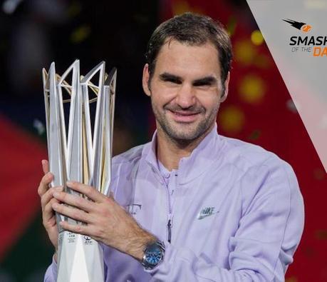 Roger Federer se rapproche toujours un peu plus des 109 titres de Connors