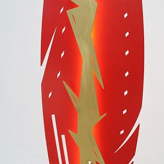 Lampadaire led design