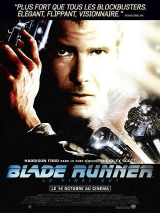 Blade Runner de Ridley Scott (1982)