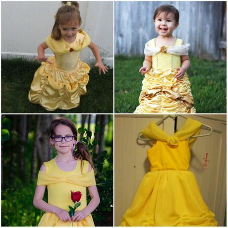 Plus de 50 déguisements de personnages de film et de livre pour les enfants (Disney)