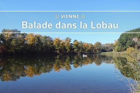 s'balade Lobau,
