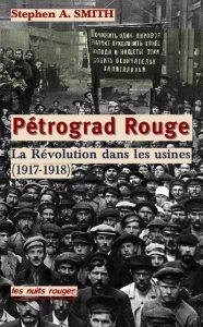 Les comités d'usine à Pétrograd dans la Révolution russe