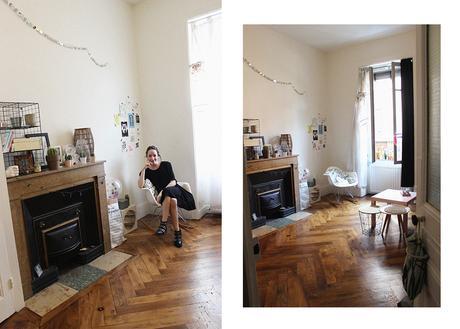 A LA RENCONTRE DE : Jade - Lyon