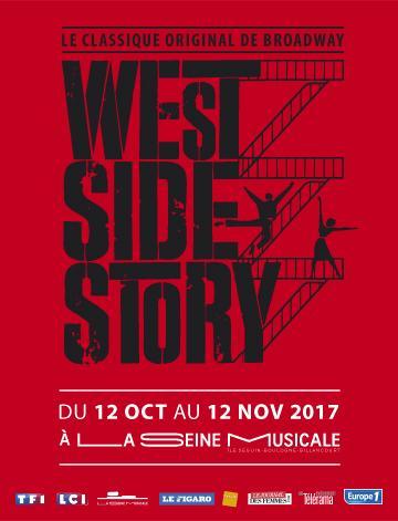 Immanquable West Side Story à Paris ! Notre coup de coeur !