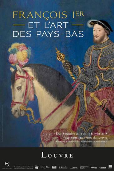 François 1er et l'art des Pays-Bas au Musée du Louvre