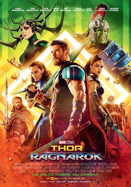 Thor Ragnarok - De nouveaux visages féminins dans l'univers cinématographique #Marvel #Disney !