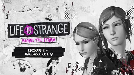 L'ep 2 de Life is Strange : Before the Storm arrive le 19/10