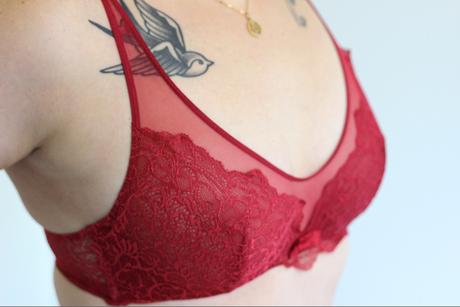 Ma lingerie avec Glamuse