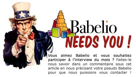 À la rencontre des membres de Babelio (19)