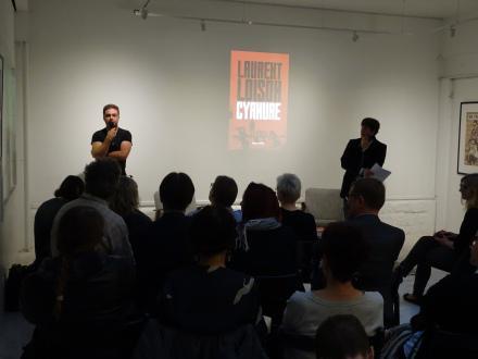 Un thriller où la fin justifie les moyens : rencontre avec Laurent Loison