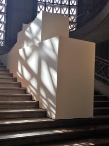 Au Palais d'Iéna    « PORTICUS »           ARTUR LESCHER   17/25 Octobre 2017