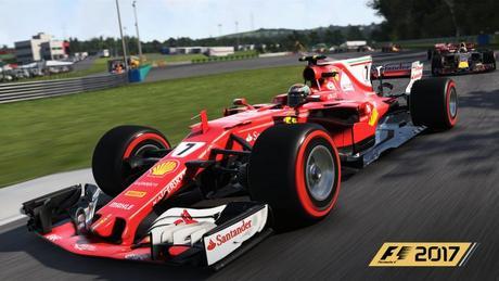 F1 2017 – Une bonne mise à jour orientée eSport