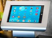 Kindermann TabletBay boîtier d'intégration pour tablettes bien pensé
